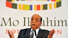 The Mo Ibrahim prize has become a valuable benchmark for excellence on the continent (Pictured Mo Ibrahim) Source: Ben Stanstall/Getty [Photo: ThisisAfrica]