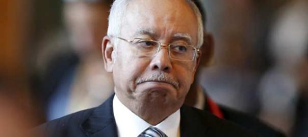 Malaysian Prime minister, Najib Razak