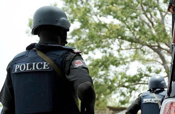 Nigerian Police [Photo credit: Today.ng]