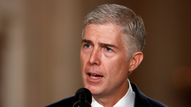 Neil Gorsuch U.S Supreme Court Judge nominee [Photo Credit: CBC]