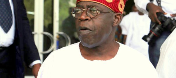Bola Tinubu [Photo: TODAY.ng]