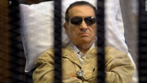 Former Egyptian leader, Hosni Mubarak [Photo: CNN.com]