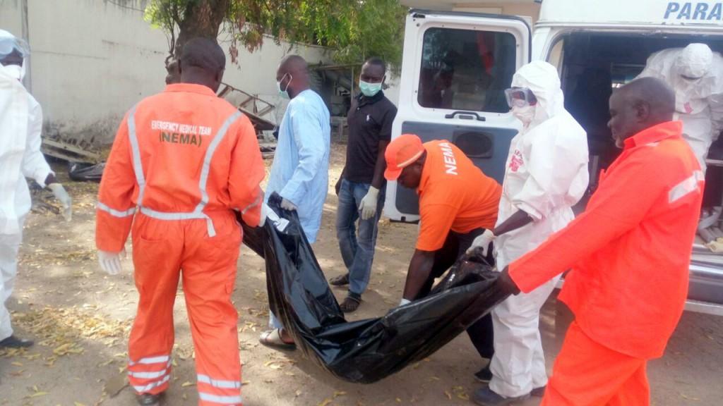 Three suicide bombers killed in Boko Haram attacks on Maiduguri