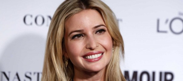 Ivanka Trump [Photo: Business Insider]