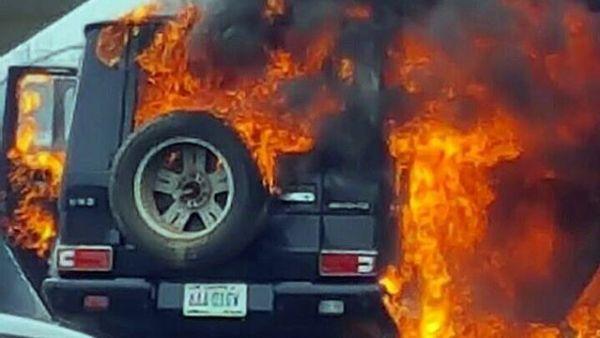 Résultats de recherche d'images pour «How I Survived After My Car Went Up in Flames - Former Beauty Queen»