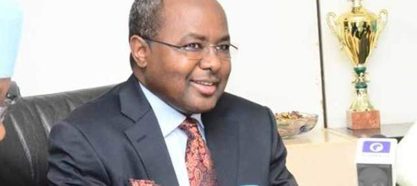 Director-General, Securities and Exchange Commission (SEC), Mounir Gwarzo