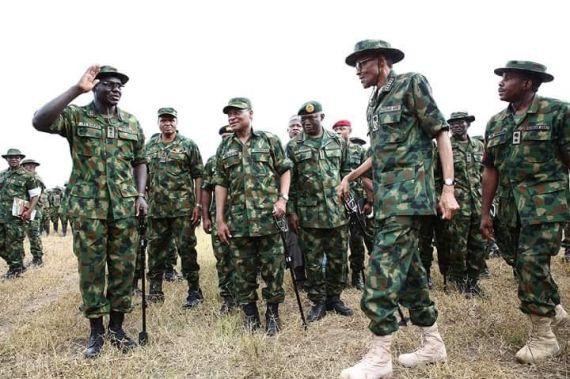 Buhari Heads To Sambisa Forest Monday Premium Times Nigeria
