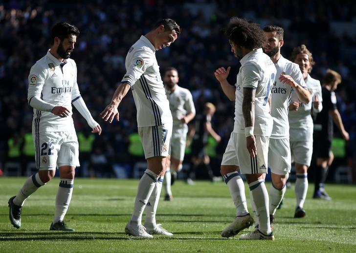 Real Madrid [Photo: The Morung Express]