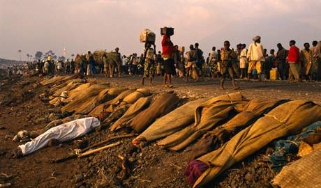 Rwandan Genocide   [Photo: Quest Garden]