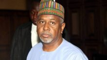 Former National Security Adviser, Sambo Dasuki