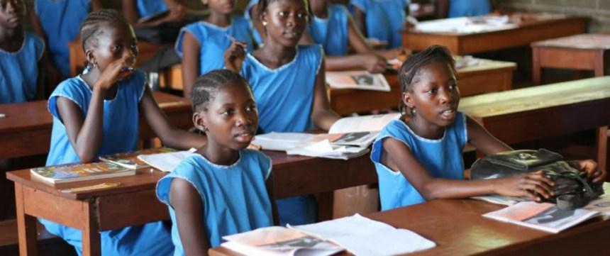 Girls in School [Photo: Flickr: Develop Africa]