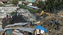Ethiopian dump site