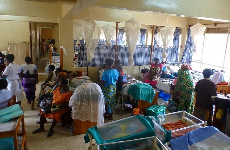 Maternity Ward [Photo: The Guardian Nigeria]