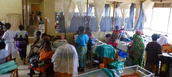 A Maternity Ward used to illustrate the story [Photo: The Guardian Nigeria]