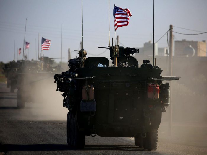 U.S. deploys 400 additional troops in Syria to expedite ISIS defeat in Raqqa [Photo Credit: independent.co.uk]