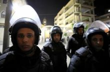 Egyptian police kill 7 suspected Islamic State militants in shootout. Reuters April 11, 2017