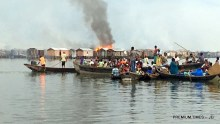Otodogbame demolition by the Lagos State Government