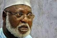 Ex-military Head of State, Abdulsalami Abubakar