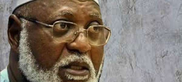Ex-military Head of State, Abdulsalami Abubakar