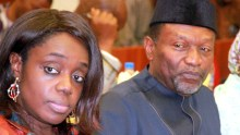 Finance Minister, Kemi Adeosun and Minister of Budget and Planning, Udoma Udoma