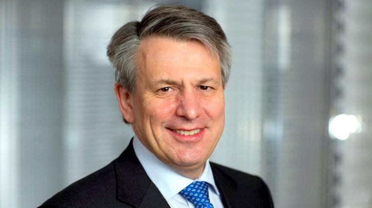 Chief Executive Officer, Shell, Ben van Beurden