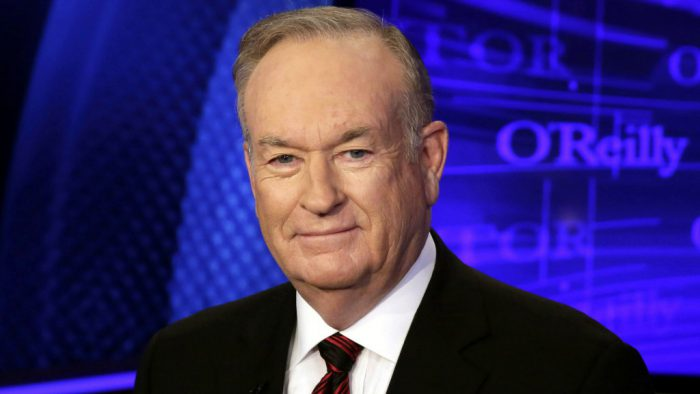 Fired TV host Bill O'Reilly to get $25 million payout from Fox News [Photo: Chicago Tribune]