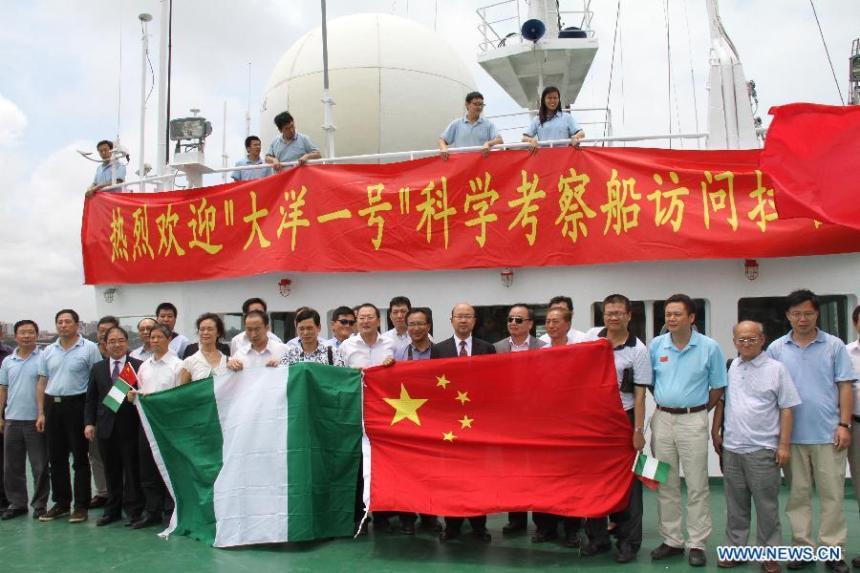 Chinese Nigeria