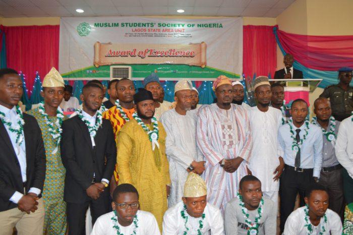 Lagos outstanding students
