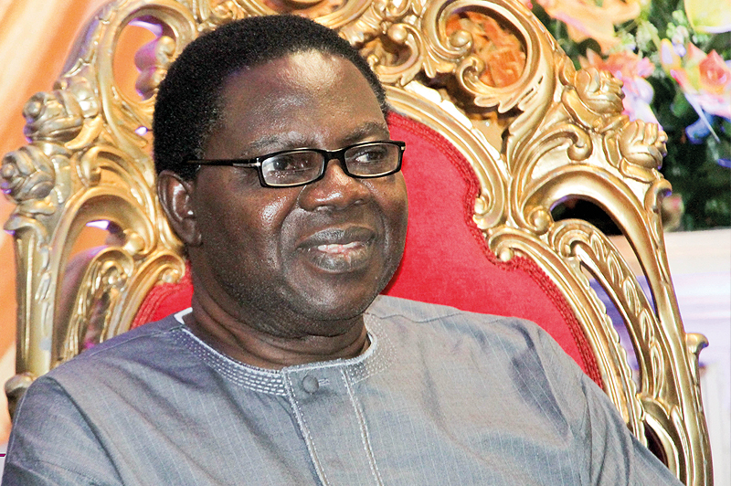Ebenezer Obey [Photo: Fascinating Nigeria Magazine]