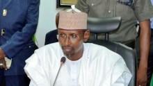 FCT Minister, Mohammed Bello