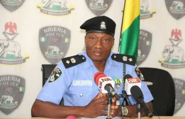 Jimoh Moshood, Police Public Relations Officer (PPRO)
