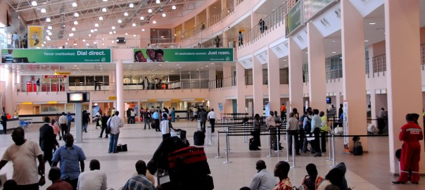 Lagos Airport [Photo Credit: About Lagos]