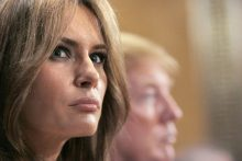 Melania Trump [Photo: The New York Times]