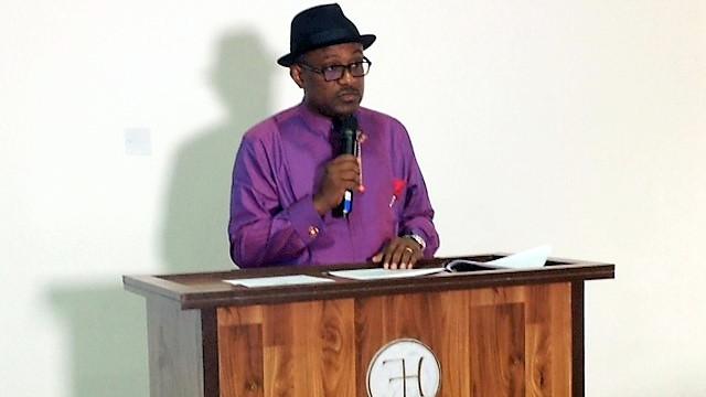 Executive Secretary, Nigerian Content Development Monitoring Board, Simbi Wabote