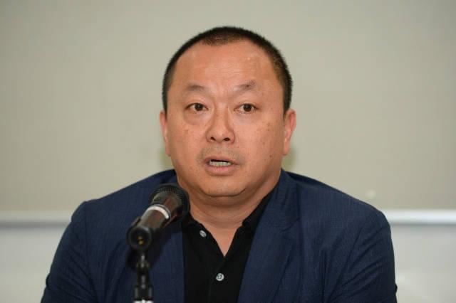 Richard Lai pleads guilty