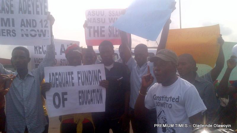 UNILAG Protest