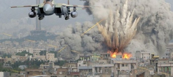 Four Civilians Killed by US Airstrikes in Syria's Deir Ezzor