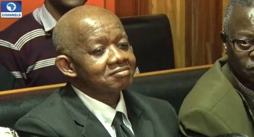 Court clears Justice Ademola, wife of wrongdoing in corruption allegations