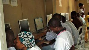 Internet users ['Photo: Hope for Nigeria]
