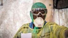 Ebola case in DR Congo
