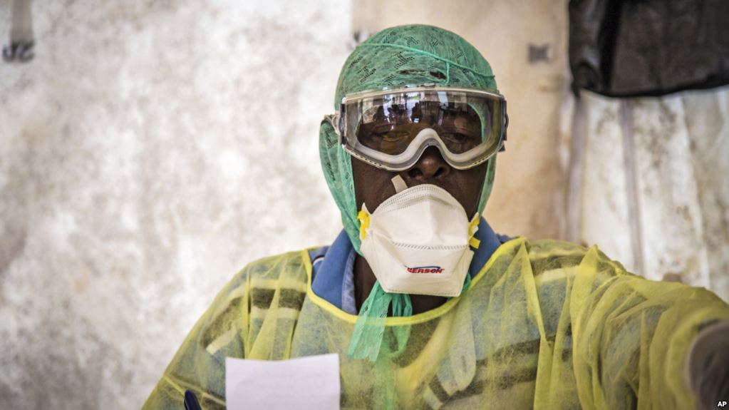 Ebola: Death toll in DRC rises to 1,540 — WHO