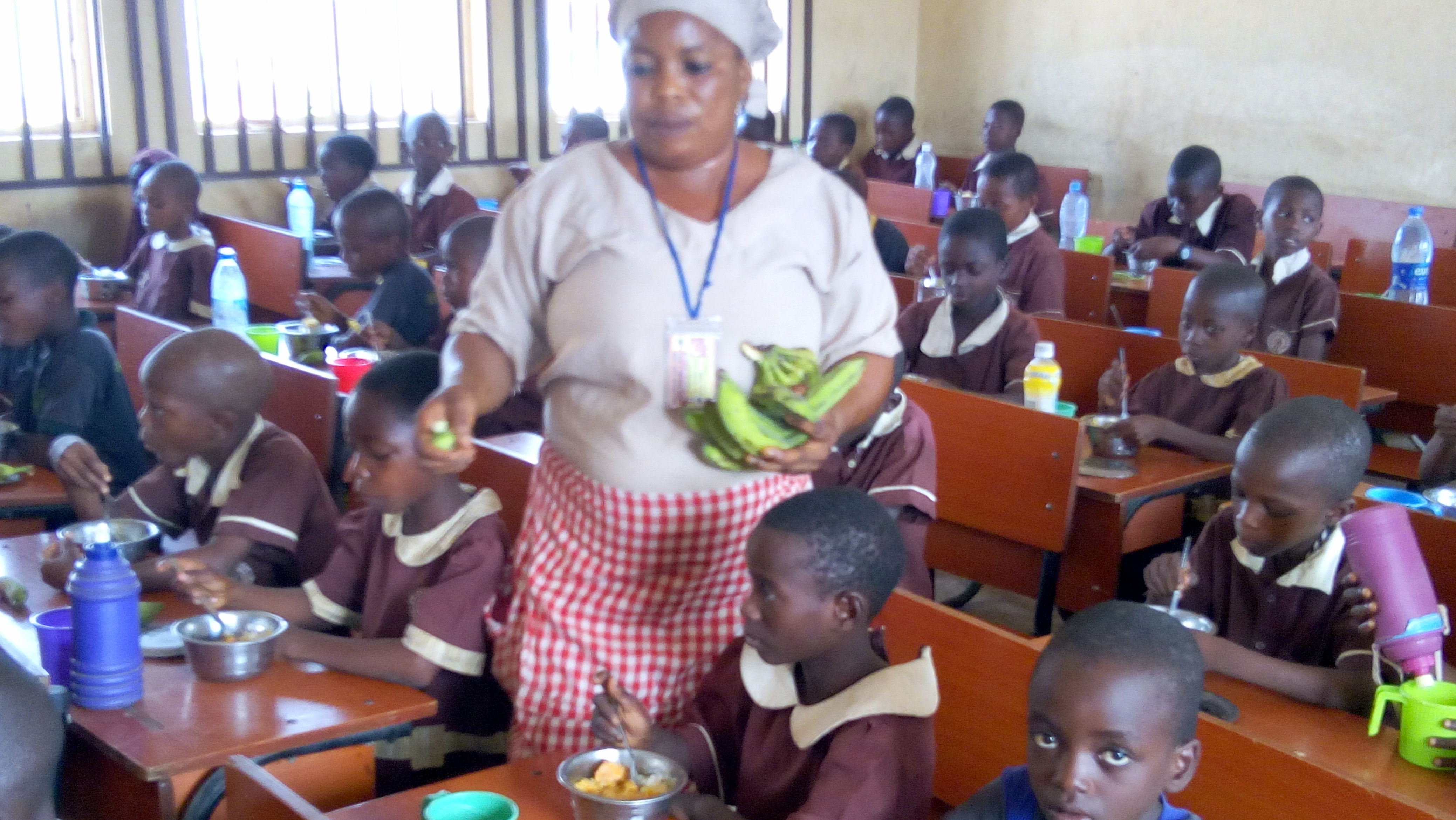 School Feeding Programme Boosts School Enrollment In Nasarawa State Manager