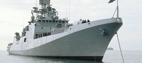 Indian-naval-ship-reaches-Egyptian-port-town