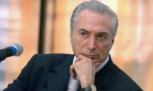 Brazilian President, Michel Temer