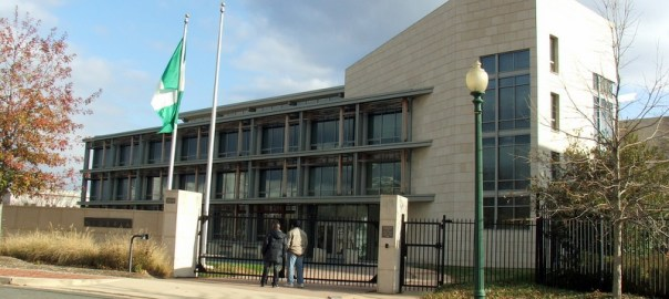 Nigerian Embassy in Washington
