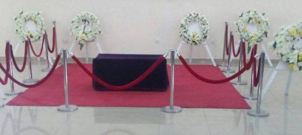 Moji Olaiya buried