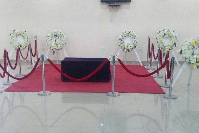 Moji Olaiya buried
