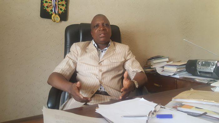 Elder Ayobola, Kwara N-Power Focal Person