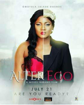 Alte Ego poster