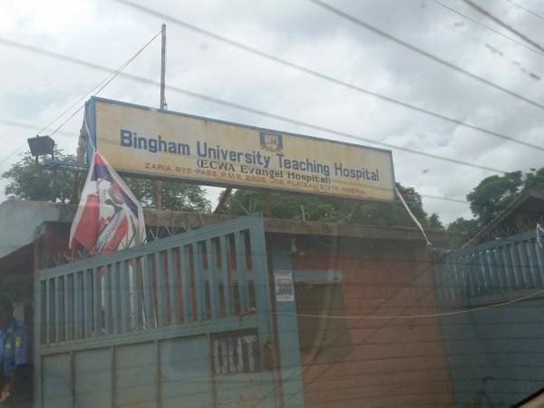 Bingham University Teaching Hospital [Photo: Hotels.ng]